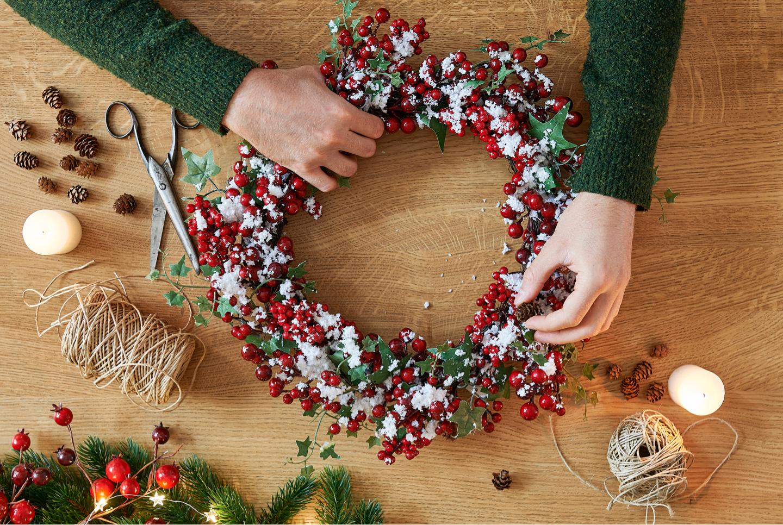 Weihnachtsdeko Neuheiten 2019.Viele Tipps Für Die Weihnachtliche Dekoration Des Heims Maisons Du