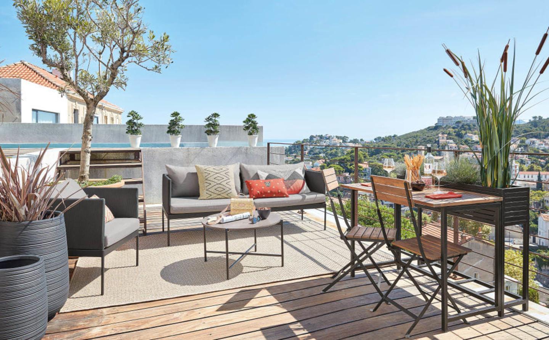 Balkon Ideen Tipps Fur Die Balkongestaltung Maisons Du Monde